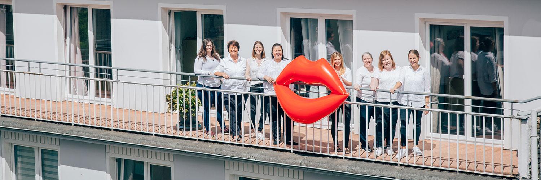 Logopädie Wiesbaden & Geisenheim - Frenken-Mathia - Team